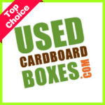 picture of #1 choice Used Cardboard Boxes logo