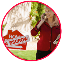 picture of Texas escrow process