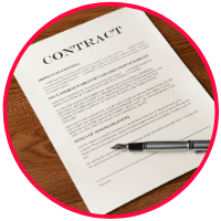 picture of the legal requirements of selling an California house