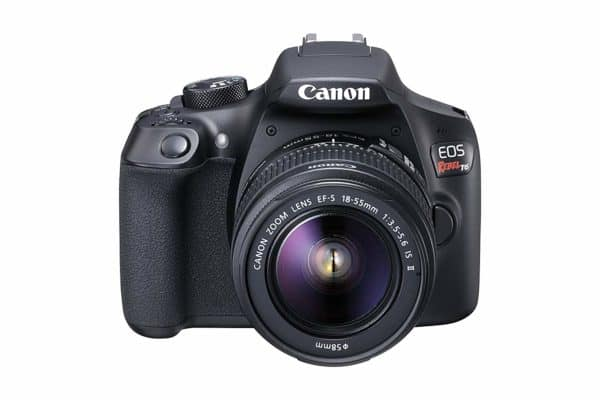 picture of canon eos rebel t6