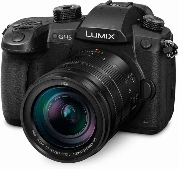 picture of panasonic lumix gh5