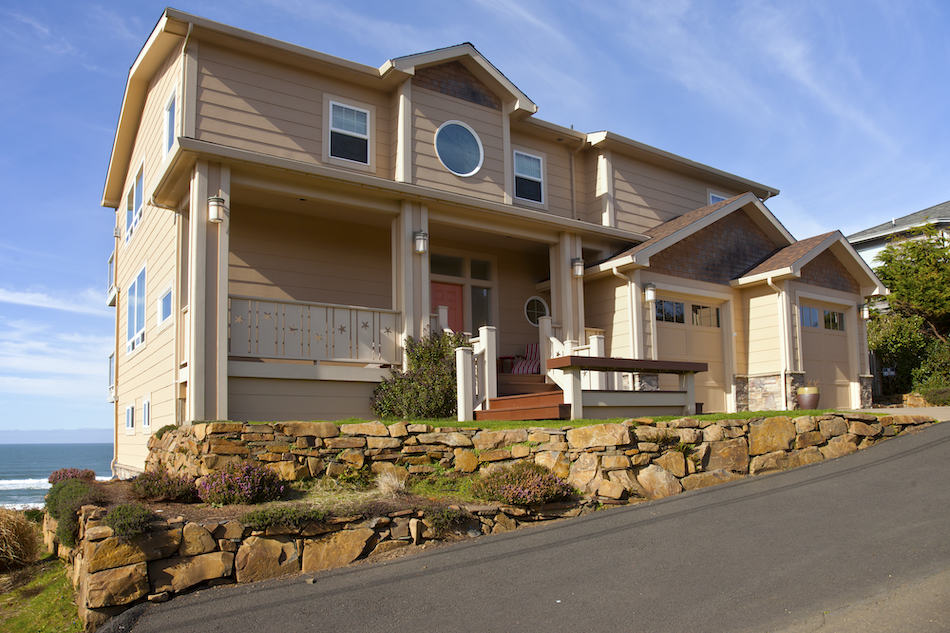 picture of Real estate in Lincoln City Oregon.