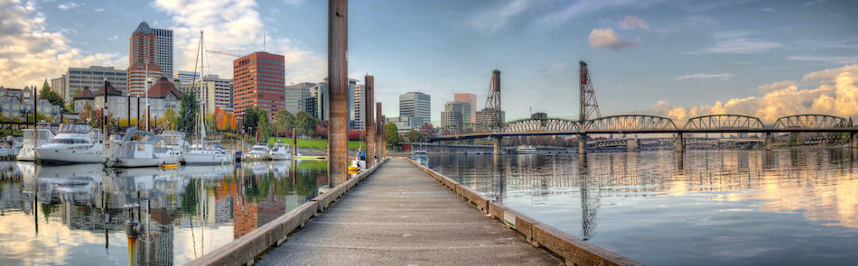 picture of a great view of portland oregon