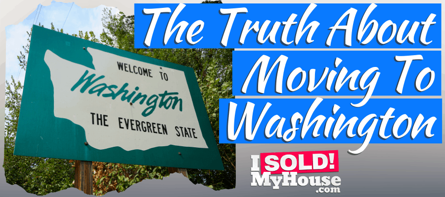 picture of moving to washington state sign