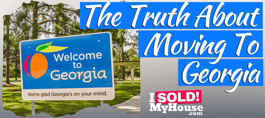 picture of moving to georgia sign