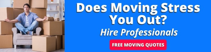 picture of moving company banner ad