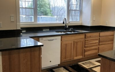 Renovated Functional Kitchen