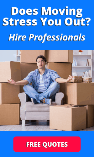 picture of hiring professional movers