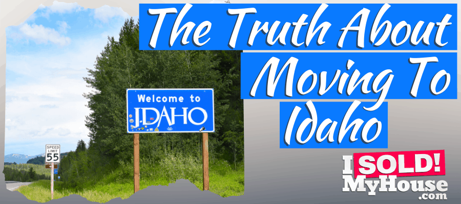 picture of our moving to idaho guide