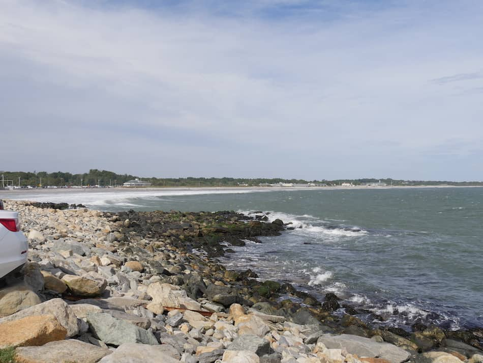 picture of Coastal view of Narragansett, Rhode Island
