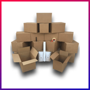 picture of Box Engine cheap moving box kit