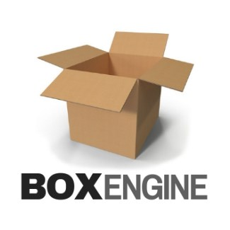 picture of box engine logo