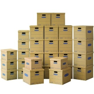 picture of bankers box low-priced moving box kits