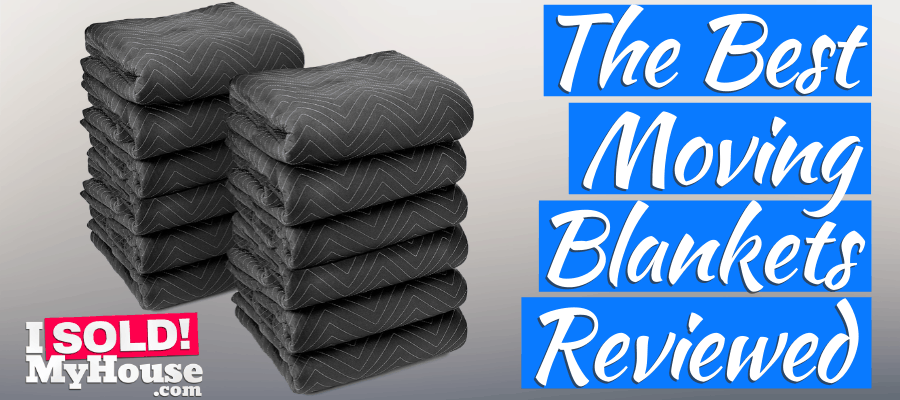 picture of our guide to the best moving blankets