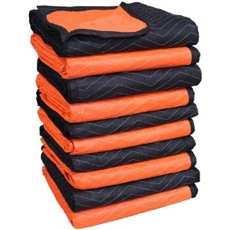 picture of Forearm Forklift Full Size-2 Color Moving Blanket