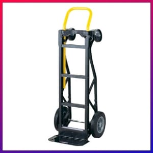 picture of our best overall hand truck choice