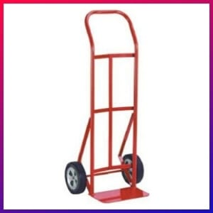 picture of our best cheapest hand truck choice