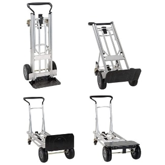 picture of COSCO 4-in-1 Folding Series Hand Truck