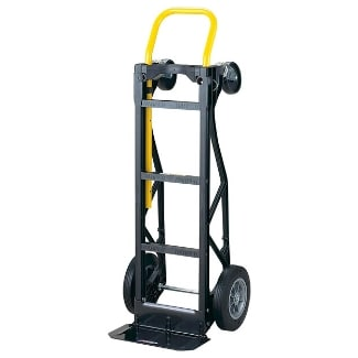 picture of Harper Trucks Glass Filled Nylon Convertible Hand Truck and Dolly (Heavy Duty)