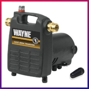 picture of our best premium utility Pump for basement flooding choice