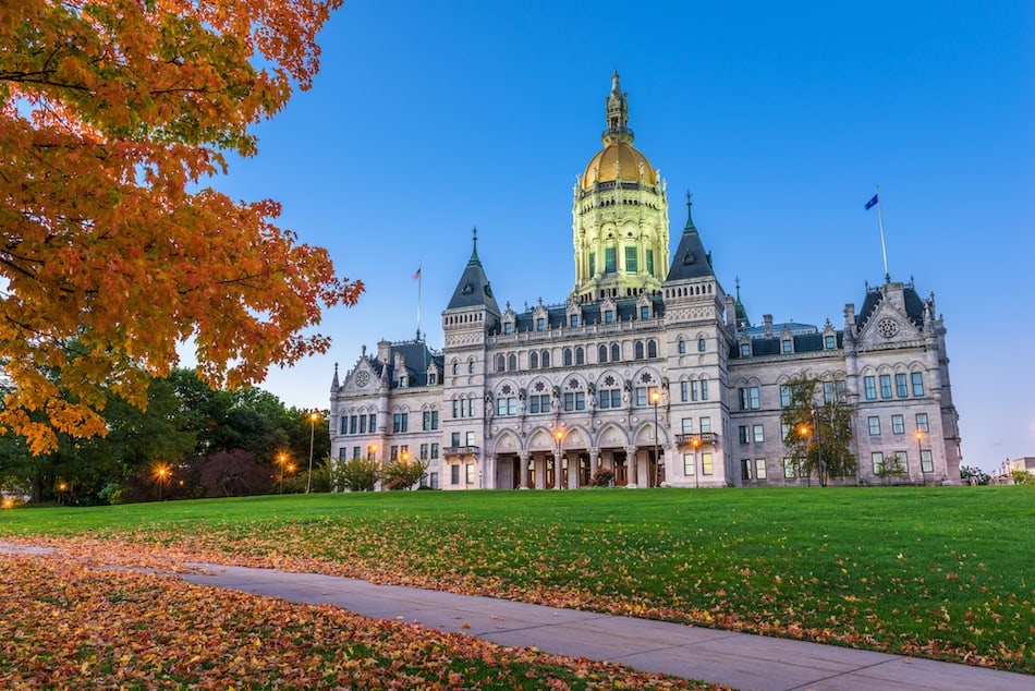 picture of Connecticut State Capitol