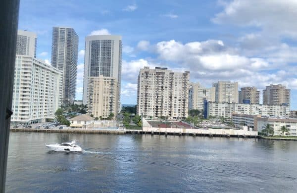Intracostal view