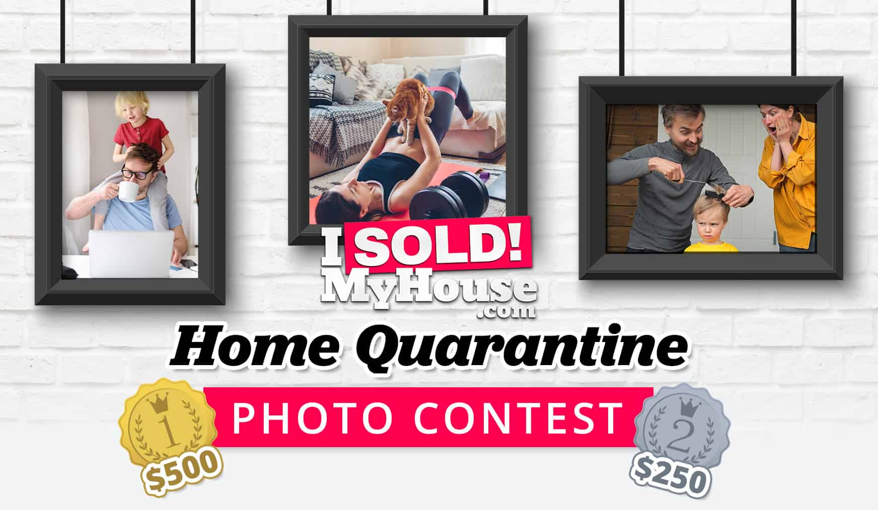 picture of home quarantine photo contest