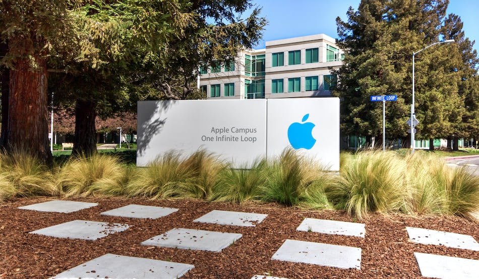 Apple Headquarters in Silicon Valley. Apple Inc. is an American multinational that designs, develops, and sells consumer electronics, computer software and personal computers.