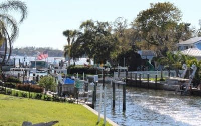 Canal Lot View