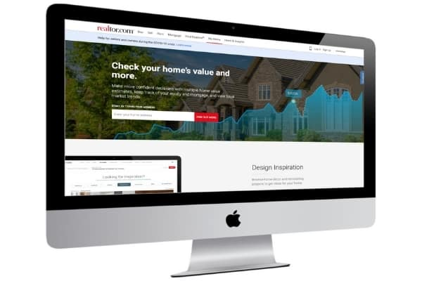 picture of realtor.com home value estimator