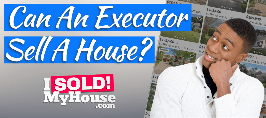 picture of our guide to an executor selling a house