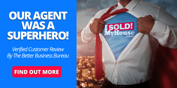 picture of a superhero realtor