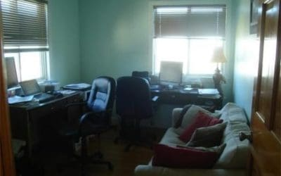 Bedroom 2/ Office