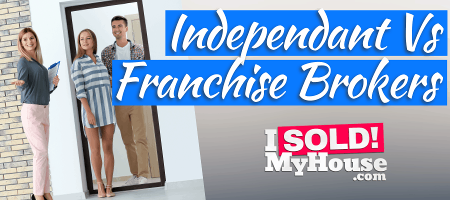 picture of our guide to independent vs franchise real estate broker