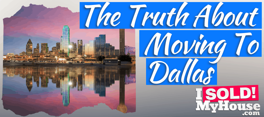 picture of our guide to moving to dallas texas