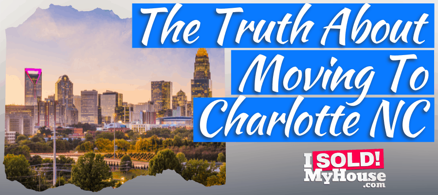 picture of our guide to moving to charlotte north carolina
