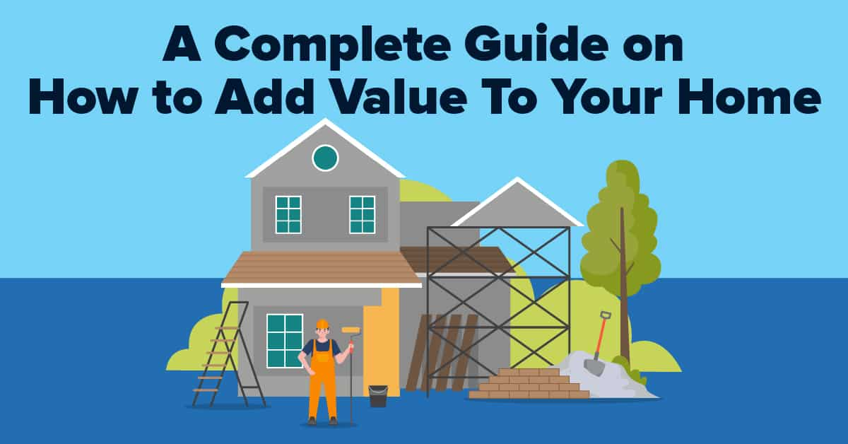 upgrades that add value to your home